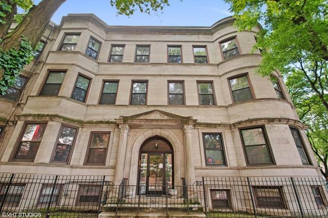 3842 N Sheffield Avenue #103, Chicago, IL 60613 (MLS #10757374) :: Property Consultants Realty