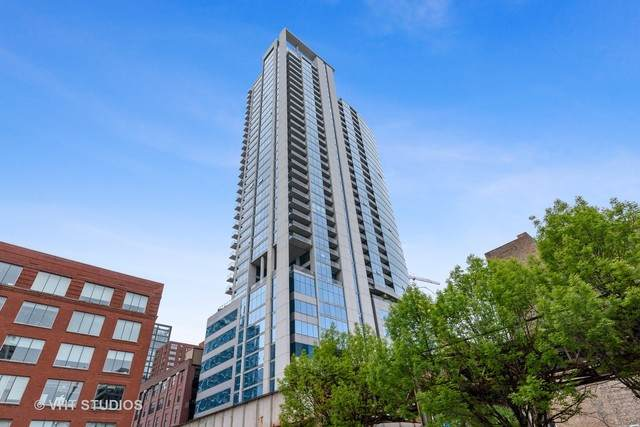 303 W Ohio Street #1403, Chicago, IL 60654 (MLS #10758049) :: Property Consultants Realty