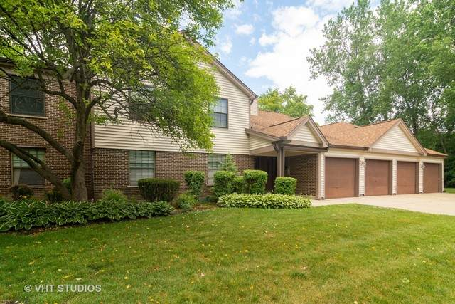 606 Hapsfield Lane S #1, Buffalo Grove, IL 60089 (MLS #10758074) :: Littlefield Group