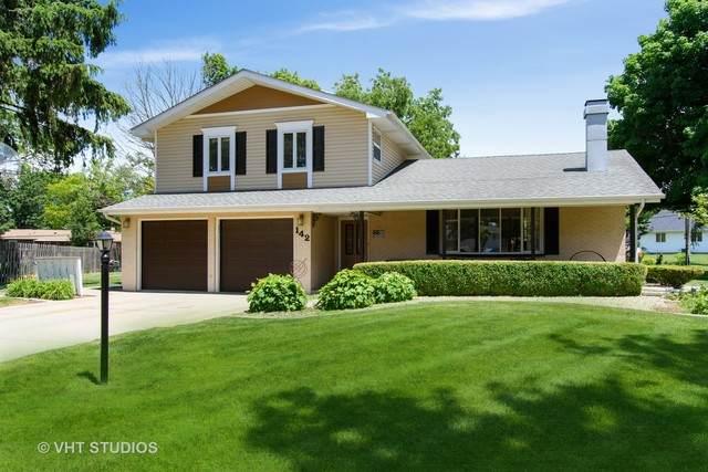 142 Oaklawn Avenue, Oswego, IL 60543 (MLS #10758550) :: Helen Oliveri Real Estate