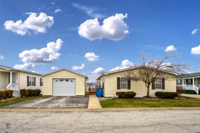 25748 Olympic Drive, Monee, IL 60449 (MLS #10759032) :: Property Consultants Realty