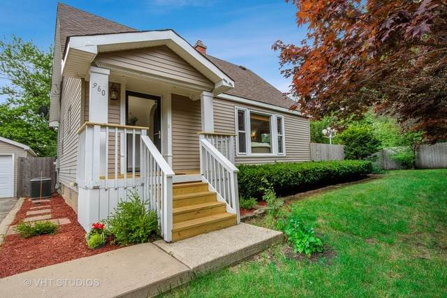 960 Rogers Road, Gurnee, IL 60031 (MLS #10759074) :: Property Consultants Realty