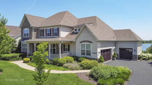 23505 N Sanctuary Club Drive, Kildeer, IL 60047 (MLS #10759250) :: Lewke Partners