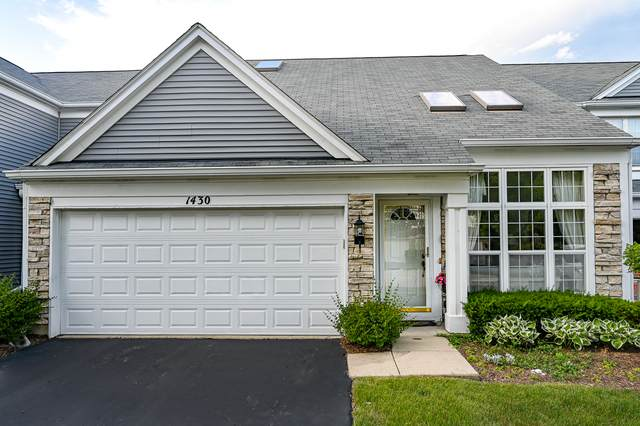 1430 Diamond Drive, Hoffman Estates, IL 60192 (MLS #10760092) :: Property Consultants Realty