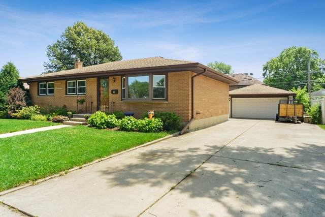 604 George Street, Wood Dale, IL 60191 (MLS #10760600) :: Property Consultants Realty