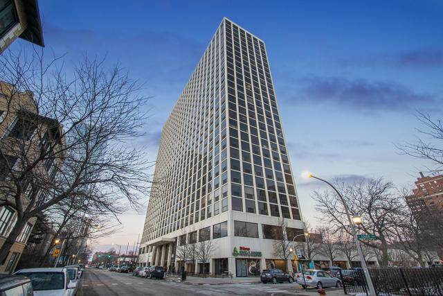 4343 N Clarendon Avenue #2214, Chicago, IL 60613 (MLS #10760975) :: John Lyons Real Estate