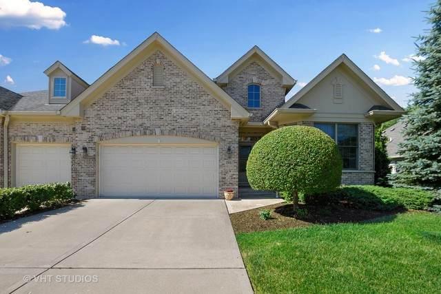 755 Woodglen Lane, Lemont, IL 60439 (MLS #10760994) :: John Lyons Real Estate