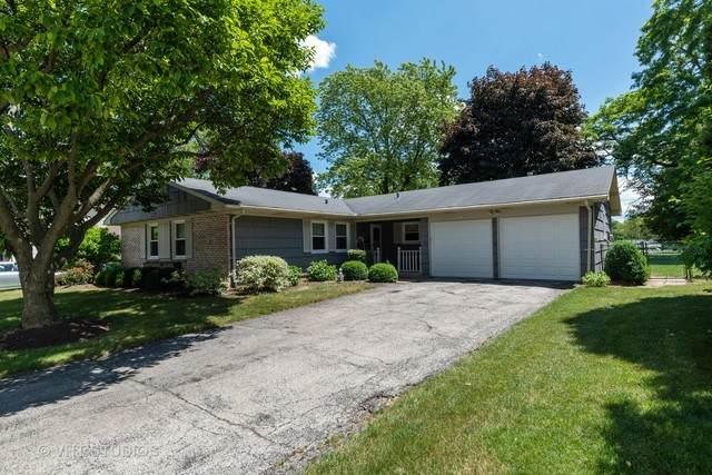 1129 Bernard Drive, Buffalo Grove, IL 60089 (MLS #10761024) :: Property Consultants Realty