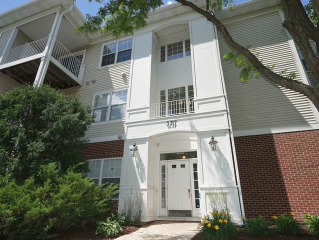 3317 Stratford Court 1E, Lake Bluff, IL 60044 (MLS #10761270) :: Property Consultants Realty