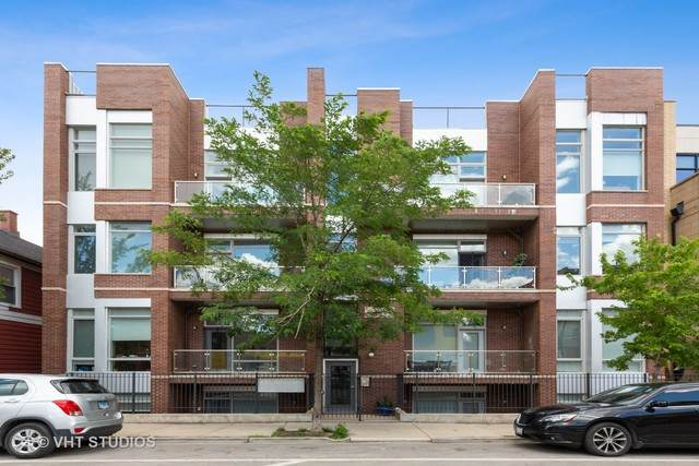 2140 W Armitage Avenue 4E, Chicago, IL 60647 (MLS #10761657) :: Property Consultants Realty