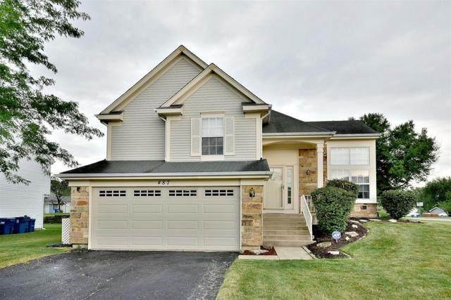 487 Harvard Lane, Bartlett, IL 60103 (MLS #10762087) :: John Lyons Real Estate