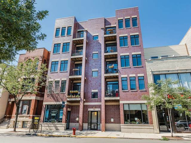 2936 N Lincoln Avenue 4N, Chicago, IL 60657 (MLS #10762780) :: Property Consultants Realty