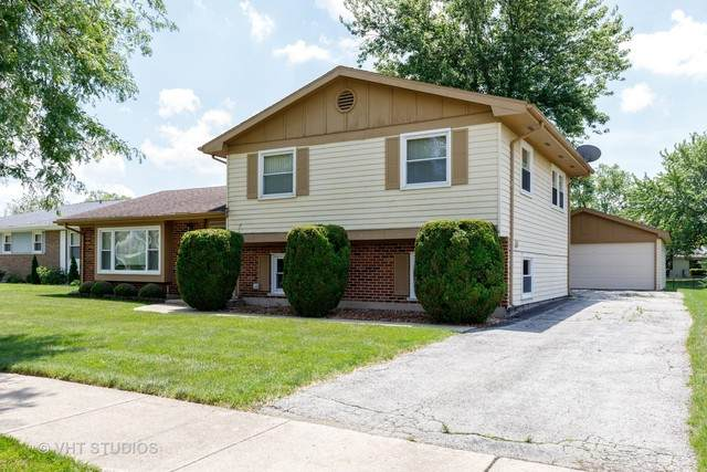 4121 216th Street, Matteson, IL 60443 (MLS #10764120) :: Property Consultants Realty