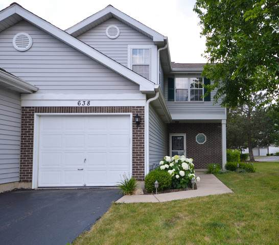 638 Woodhaven Drive, Mundelein, IL 60060 (MLS #10765554) :: John Lyons Real Estate