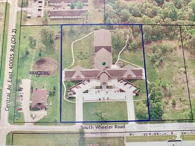 4067 Wheeler Road, Pembroke Twp, IL 60958 (MLS #10766933) :: Helen Oliveri Real Estate