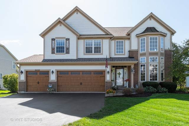 26325 Whispering Woods Circle, Plainfield, IL 60585 (MLS #10767436) :: Littlefield Group