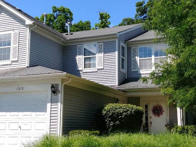 1315 Brookdale Drive, Carpentersville, IL 60110 (MLS #10767469) :: Littlefield Group