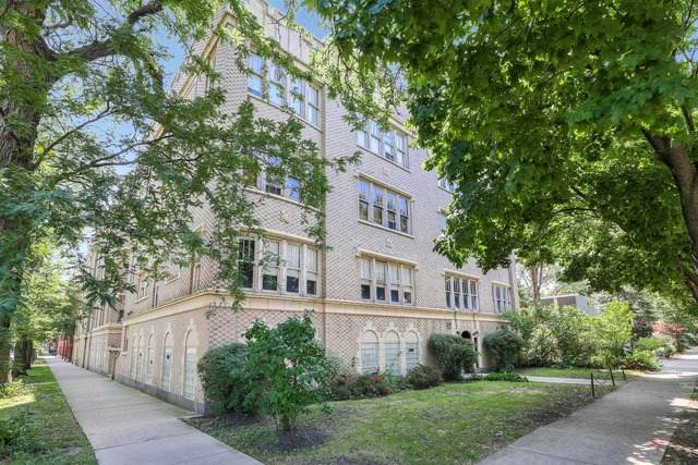 5201 S University Avenue 2A, Chicago, IL 60615 (MLS #10767612) :: Property Consultants Realty