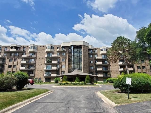 1243 E Baldwin Lane #609, Palatine, IL 60074 (MLS #10769396) :: John Lyons Real Estate