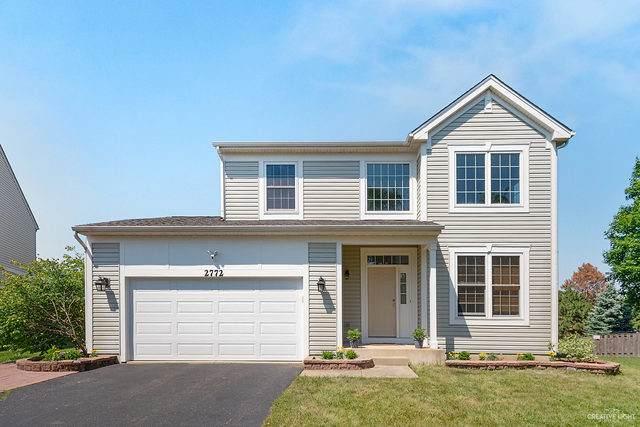 2772 Rosehall Lane, Aurora, IL 60503 (MLS #10769615) :: Angela Walker Homes Real Estate Group