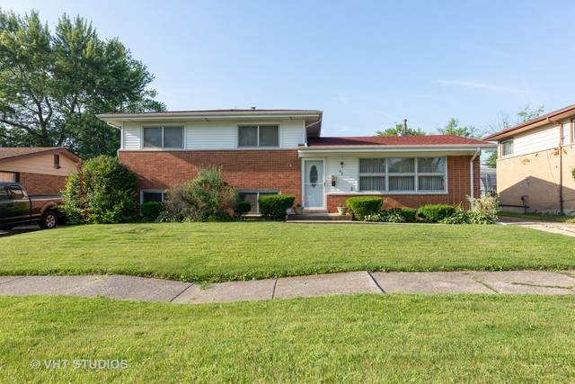 68 Peyton Drive, Chicago Heights, IL 60411 (MLS #10769802) :: Property Consultants Realty