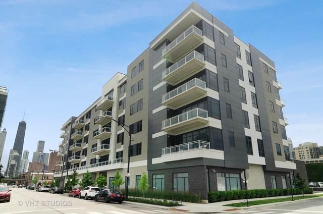 367 W Locust Street #304, Chicago, IL 60610 (MLS #10770076) :: Suburban Life Realty