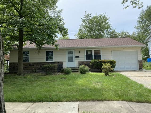 1610 Alexander Avenue, Streamwood, IL 60107 (MLS #10770180) :: Angela Walker Homes Real Estate Group