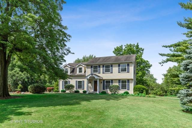 160 Wyngate Drive, Barrington, IL 60010 (MLS #10770594) :: The Dena Furlow Team - Keller Williams Realty