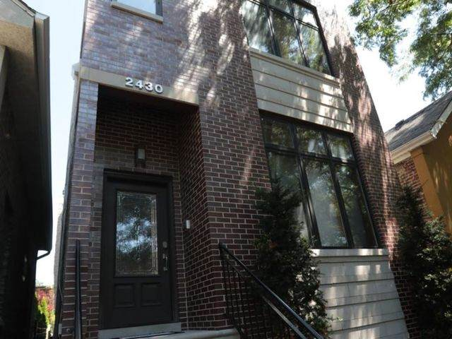 2430 W Huron Street, Chicago, IL 60612 (MLS #10770756) :: Littlefield Group