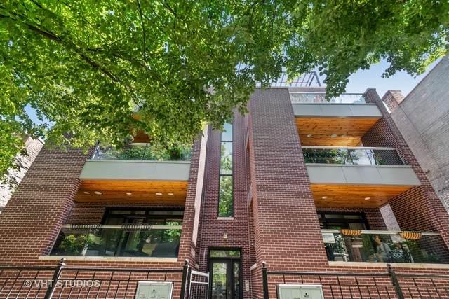1011 N Wolcott Avenue 1N, Chicago, IL 60622 (MLS #10770844) :: John Lyons Real Estate