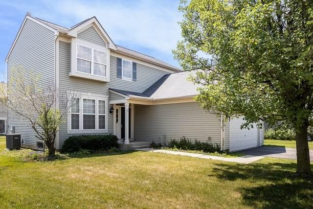 2611 Rosehall Lane, Aurora, IL 60503 (MLS #10771020) :: Angela Walker Homes Real Estate Group