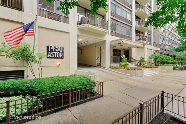 1450 N Astor Street 8A, Chicago, IL 60610 (MLS #10771651) :: Ryan Dallas Real Estate