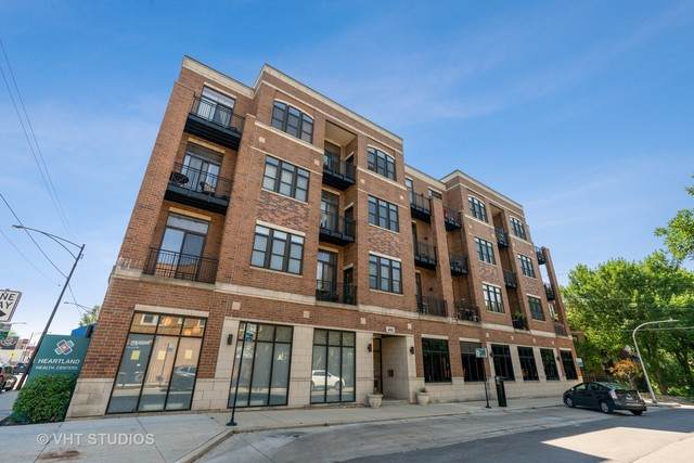 4755 N Washtenaw Avenue #309, Chicago, IL 60625 (MLS #10772725) :: Property Consultants Realty
