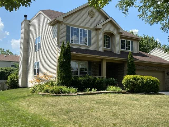 1416 Fechner Circle, North Aurora, IL 60542 (MLS #10772856) :: Property Consultants Realty