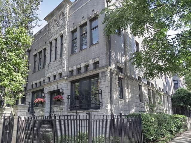 123 W Oak Street Q, Chicago, IL 60610 (MLS #10774454) :: John Lyons Real Estate