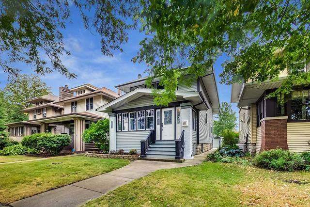 7532 Harrison Street, Forest Park, IL 60130 (MLS #10775143) :: Angela Walker Homes Real Estate Group