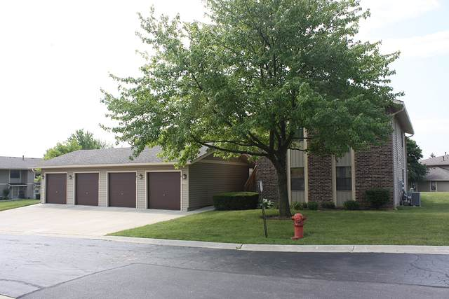 5750 Bavarian Court C, Hanover Park, IL 60133 (MLS #10775281) :: Property Consultants Realty