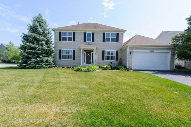 2442 Trailside Lane, Wauconda, IL 60084 (MLS #10775817) :: The Wexler Group at Keller Williams Preferred Realty