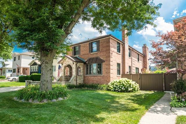 5943 N Ozanam Avenue, Chicago, IL 60631 (MLS #10776760) :: Angela Walker Homes Real Estate Group
