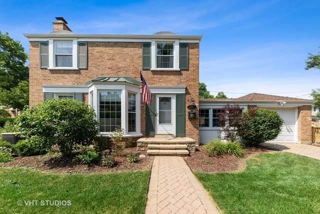 1628 W Brown Street, Arlington Heights, IL 60004 (MLS #10776942) :: Ryan Dallas Real Estate