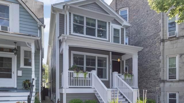 1835 W Warner Avenue, Chicago, IL 60613 (MLS #10777251) :: Angela Walker Homes Real Estate Group