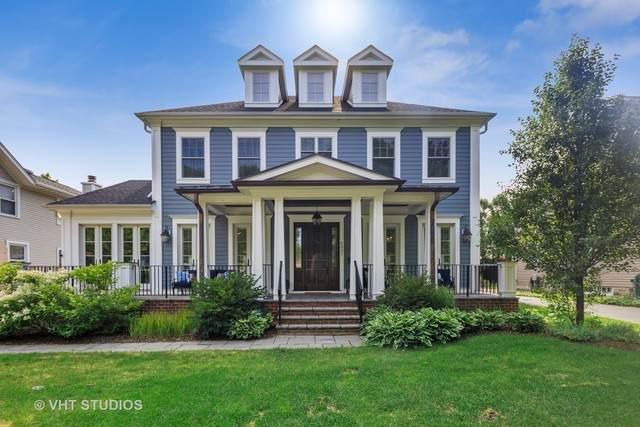 4337 Lawn Avenue, Western Springs, IL 60558 (MLS #10778504) :: Ryan Dallas Real Estate