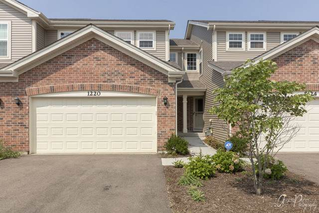 1220 W Westlake Drive, Cary, IL 60013 (MLS #10779760) :: John Lyons Real Estate