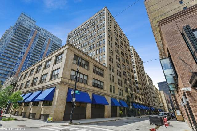 780 S Federal Street #1104, Chicago, IL 60605 (MLS #10780872) :: Angela Walker Homes Real Estate Group