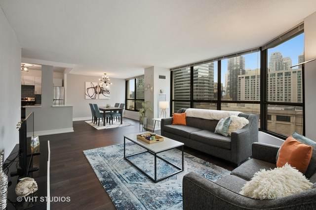 405 N Wabash Avenue #713, Chicago, IL 60611 (MLS #10781497) :: Angela Walker Homes Real Estate Group