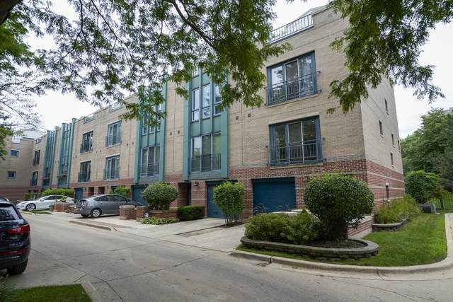 1444 S Federal Street J, Chicago, IL 60605 (MLS #10781628) :: John Lyons Real Estate