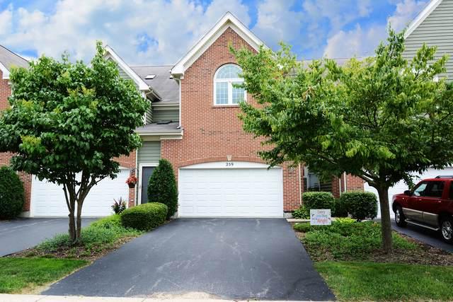 259 W Fairview Way, Palatine, IL 60067 (MLS #10783517) :: Littlefield Group