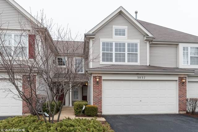 3037 Crystal Rock Road, Naperville, IL 60564 (MLS #10784184) :: John Lyons Real Estate