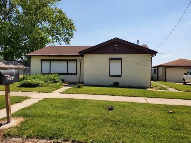 16325 Union Avenue, Harvey, IL 60426 (MLS #10786487) :: John Lyons Real Estate