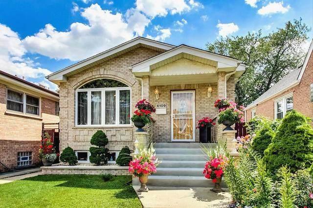 6109 W Fletcher Street, Chicago, IL 60634 (MLS #10787442) :: Angela Walker Homes Real Estate Group